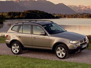 Fotos coches Bmw. X3